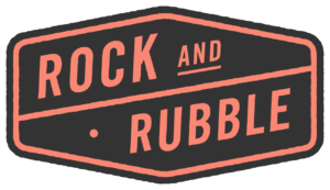 Rock And Rubble Primary Logo
