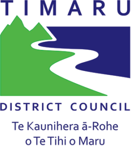Timaru District Council logo - Te Reo, colour
